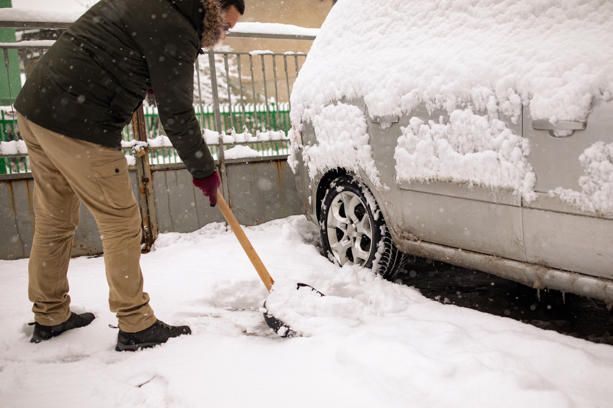 Why Get Parkade Cleaning In Winter