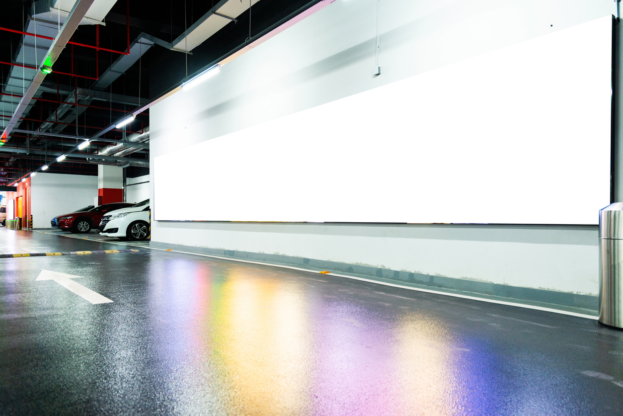 Parkade cleaning calgary