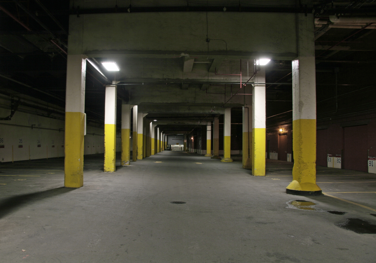 What Is Included In Parkade Cleaning?