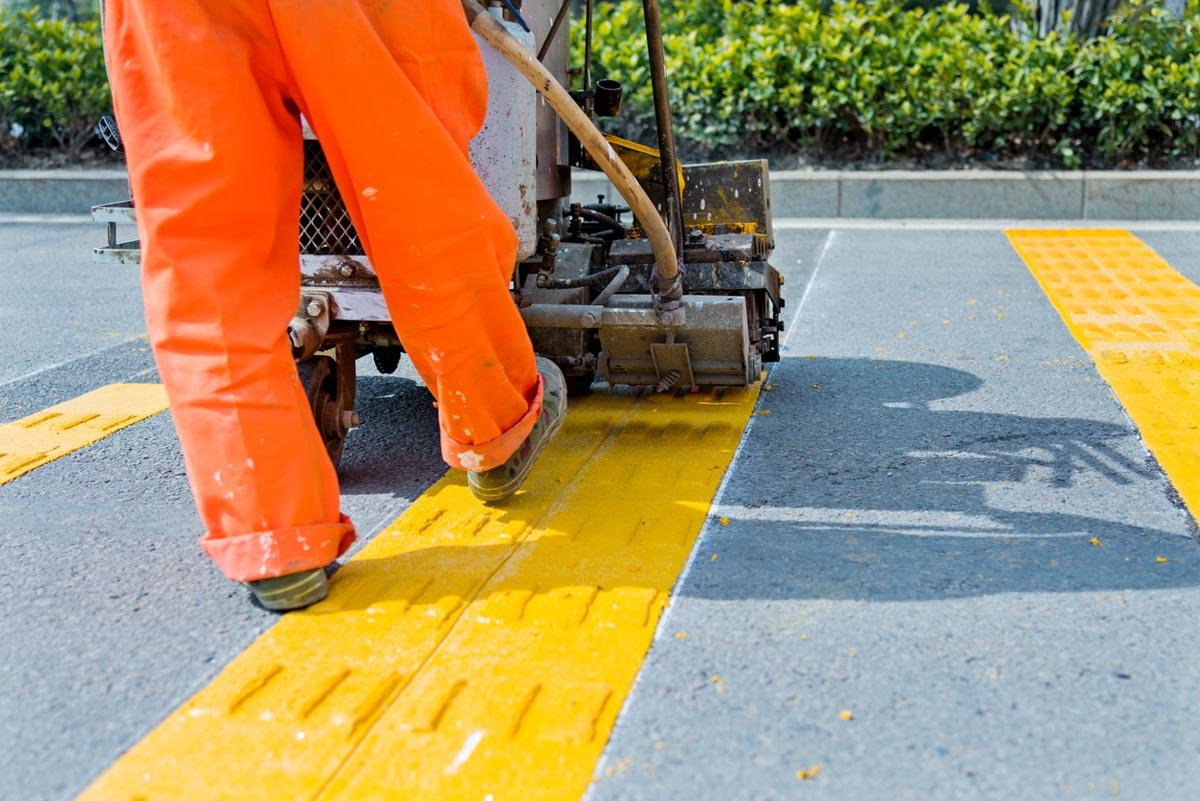 How Commercial Painters Improve Your Parking Lot